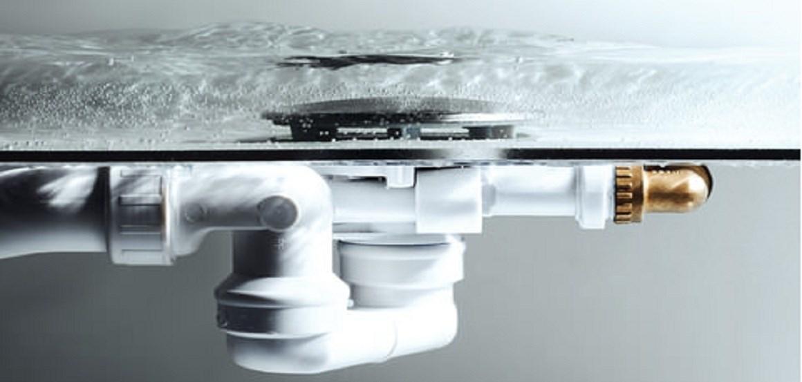 сифон для ванны и раковины Viega