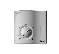 Комнатный механический термостат Siemens RAA20 для котла BAXI ( KHG714062810 ) ( KHG71406281 ) - фото 41831