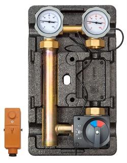 """Насосная группа MK со смесителем, 1"""" без насоса, электронный термостат 0-95 С - фото 42582"""