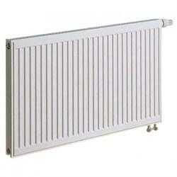 Стальной панельный радиатор отопления KERMI 61x400x400 ( FTV110400401R2Z ) нижнее подключение - фото 4653