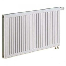 Стальной панельный радиатор отопления KERMI 100x400x400 ( FTV220400401R2Z ) нижнее подключение - фото 4714