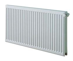 Стальной панельный радиатор отопления KERMI 100x600x600 ( FK0220600601N2Z ) боковое подключение - фото 4841
