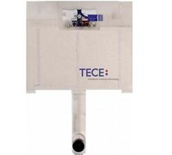 Смывной бачок скрытого монтажа TECE для напольного унитаза, глубина 8 см ( 9370007 ) - фото 5193