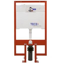 Инсталляция TECE для установки унитаза TECEbox со смывным бачком, глубина 8 см ( 9300040 ) - фото 5216