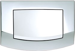 Кнопка смыва TECEambia, 1 клав., хром глянц. ( 9240126 ) - фото 5274