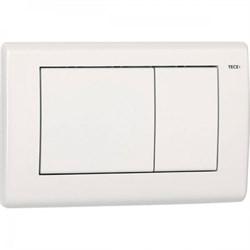 Кнопка смыва TECEplanus, 2 клав., белая матовая. ( 9240322 ) - фото 5455