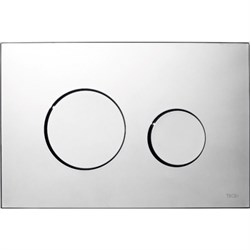 Кнопка смыва TECEloop пластик, хром глянц. ( 9240626 ) - фото 5549