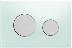 Кнопка смыва TECEloop стекло зеленое, клав. хром мат. ( 9240652 ) - фото 5603