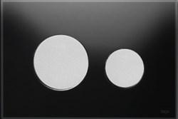 Кнопка смыва TECEloop стекло черное клав. хром мат. ( 9240655 ) - фото 5605