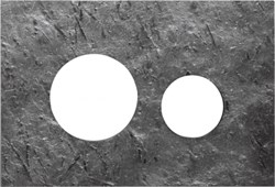 Лицевая панель клавиши смыва TECEloop, полированный сланец ( 9240675 ) - фото 5631