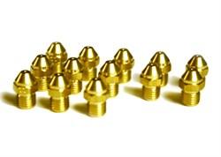 Комплект инжекторов для сжиженного газа BAXI 0.74 Main, (кроме Main 5) ( 5666390 ) - фото 8427