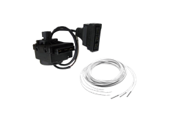 Комплект мотора 3-х ходового клапана, кабеля подключения и датчика температуры - фото 8428