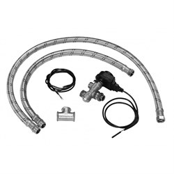 Комплект с трехходовым клапаном для присоединения бойлера к котлам BAXI ECO3 и ECOFOUR ( KHG714096312 ) ( KHG71409631 ) - фото 8430