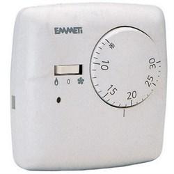 Термостат комнатный EMMETI 3 контакта с выключателем и светодиодом ( 02001018 ) - фото 9817
