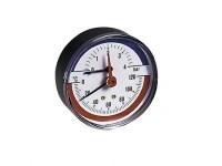 Термоманометр 80/4/120°С радиальный - фото 9828