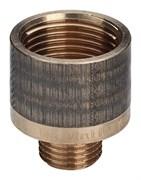 VIEGA Вставка редукционная Viega 3/4'x1', круглая, бронза, ( 335311 )