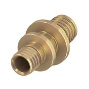 Соединение труба-труба редукционное, 25 х 16, латунь