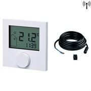 Комнатный термостат RTF-D с дистанционным датчиком температуры пола TECE 77420033