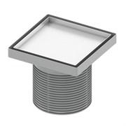 Основа для плитки 150 х 150 мм с рамкой, с монтажным элементом TECE 3660011