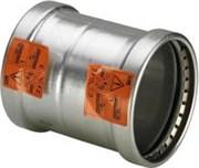Муфта Viega пресс 76 надвижная нержавеющая сталь Sanpress Inox ( 482831 )