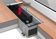 Электрический конвектор Mohlenhoff ESK 180-110-3250, мощность 1160 Вт