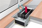Конвектор Mohlenhoff WSK 180-90-4250, мощность 780 Вт