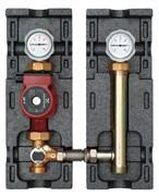 """Насосная группа V-MK со смесителем, 1""""1/4, c насосом Grundfos UPM3 Hybrid 32-70, подача слева"""