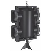 Многофункциональное устройство с функцией гидравлической стрелки, PN6 HZW 100/6