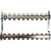 STOUT SMS 0922 000010 STOUT Коллектор из нержавеющей стали без расходомеров 10 вых.