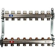 STOUT SMS 0922 000008 STOUT Коллектор из нержавеющей стали без расходомеров 8 вых.