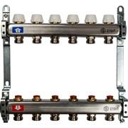 STOUT SMS 0922 000006 STOUT Коллектор из нержавеющей стали без расходомеров 6 вых.