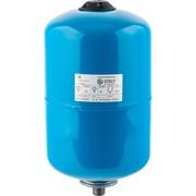 Расширительный бак, гидроаккумулятор 12 л. вертикальный (цвет синий)
