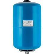 Расширительный бак, гидроаккумулятор 20 л. вертикальный (цвет синий)