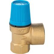 SVS-0003-006015 STOUT Предохранительный клапан для систем водоснабжения 6 бар 1/2