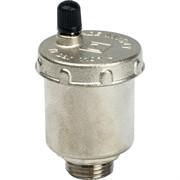 STOUT SVS-0011-000015 STOUT 1/2 Автоматический воздухоотводчик прямое подключение (латунь)