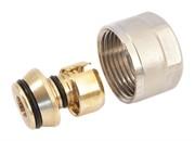 Фитинг компрессионный для труб PEX-AL-PEX 16х2,0х1/2