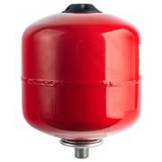 STH-0004-000005 STOUT Расширительный бак на отопление 5 л. (цвет красный)