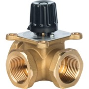 """STOUT SVM-0003-012501 STOUT 3-х ходовой смесительный клапан 1"""" KVs 8"""