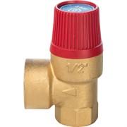SVS-0001-003015 STOUT Клапан предохранительный 3 бара 1/2