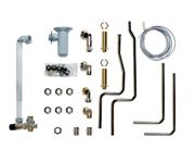 0020151263 Vaillant Комплект подключения (eco/atmo/turbo TEC) к VIH R 150 включая группу безопасности (открытый монтаж)