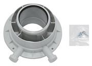 Адаптер 80/125 мм РР для ecoTEC/5-5 и ecoCOMPACT/4