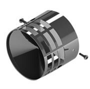 SCA-0080-010004 STOUT решетка из нержавеющей стали DN80 для дымоотводящей трубы