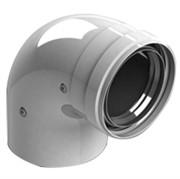 SCA-0080-800090 STOUT DN 80 отвод 90° утепленный п/м