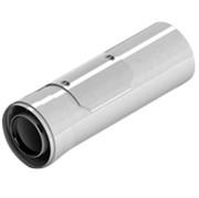 SCA-8610-010310 STOUT конденсац. DN60/100 м/п PP-AL 310 мм с инспекционным окном