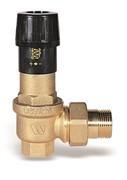 """Клапан перепускной угловой с разъёмным соединением НВ 3/4"""" USVR"""