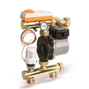 10015001(44.02.290) Watts Регулирующий модуль FRG 3015F коллекторный насос Wilo RS 15/4-3