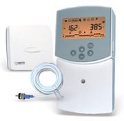 Модуль управляющий погодозависимый Climatic Control CC-HC отопление/охлаждение с дисплеем