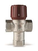 Клапан 3/4' термосмесительный 4-позиционный 42-60'C AQUAMIX