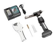 Комплект аккумуляторного инструмента RAUTOOL A-light2 Kombi (экспандер+запрессовщик)