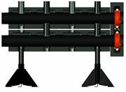 Напольный коллектор на 2 контура, PN 10, мощность 280 Квт